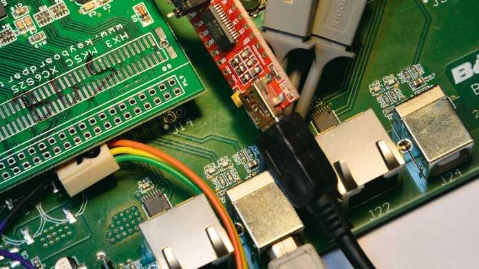 Reverse Engineering von USB-Protokollen