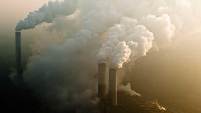 CO2, Kraftwerk, Kohlekraftwerk