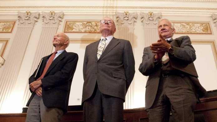 Der ewige Zweite: US-Astronaut und Mondfahrer Buzz Aldrin wird 90