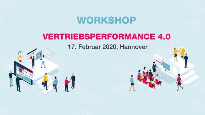 Workshop Vertriebsperformance 4.0: Kundenzentrierter Vertrieb heute