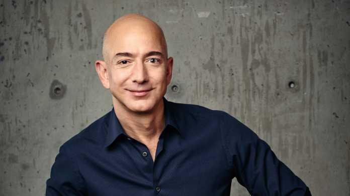 Jeff Bezos angeblich über WhatsApp-Nachricht von saudischem Kronprinz gehackt