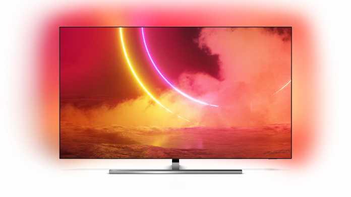 OLED-TVs (fast) ohne Einbrennen