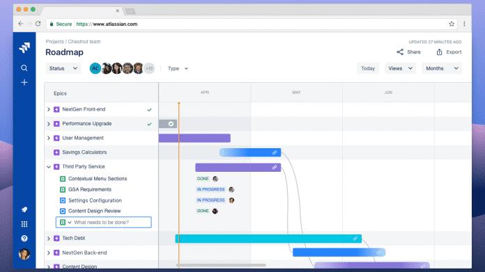 Atlassian liefert Updates für die Roadmap-Funktion in Jira