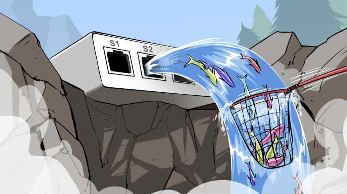 LAN-Monitoring: Spiegelports von Switches nutzen