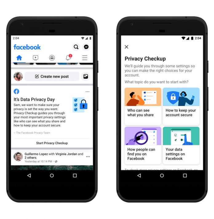 Facebook gibt Einblick und Kontrolle über geteilte Daten von Fremddiensten
