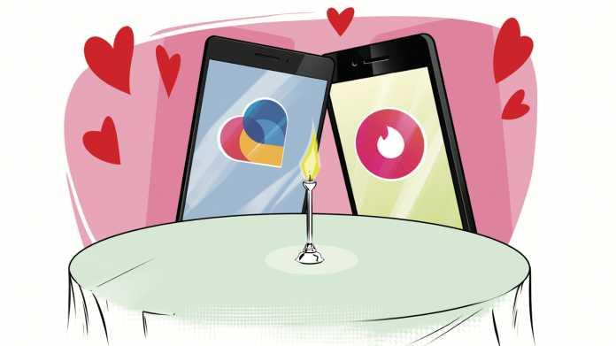 Dating-Apps durchleuchtet