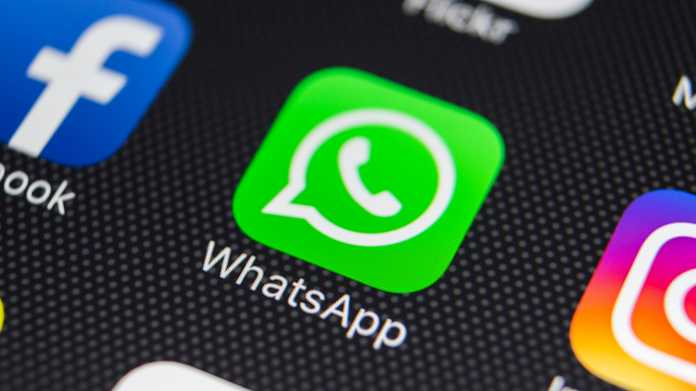 """""""Kombi-Lücke"""" in WhatsApp für iPhone und Desktop erlaubte Nachrichtenzugriff"""