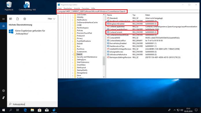 Windows 10: Suchfunktion derzeit für viele Nutzer kaputt – Workaround verfügbar