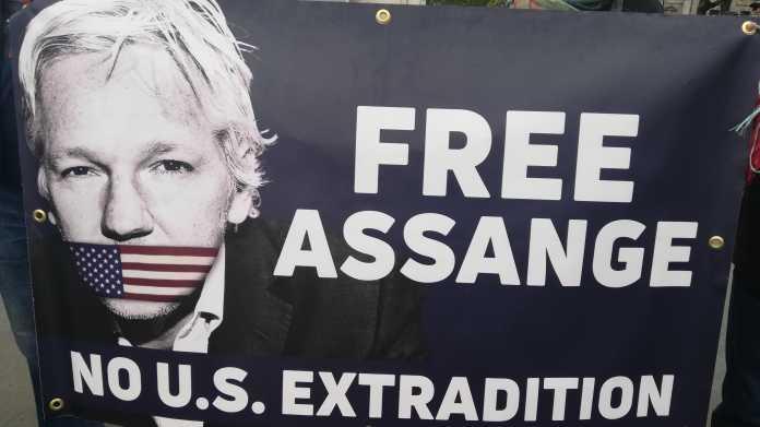 UN-Beauftragter: Assange wird schlimmer behandelt als ein Kriegsverbrecher