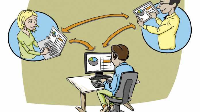 Teamwork mit MS Office