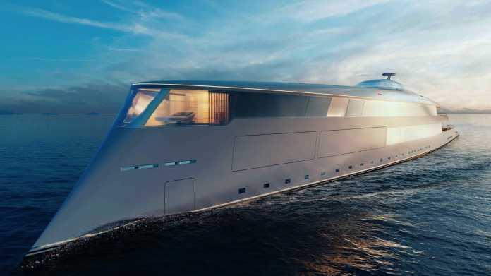 Bill Gates kauft Yacht mit Wasserstoff-Antrieb