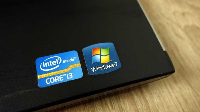 Fix für schwarzen Desktop-Hintergrund in Windows 7 jetzt allgemein verfügbar