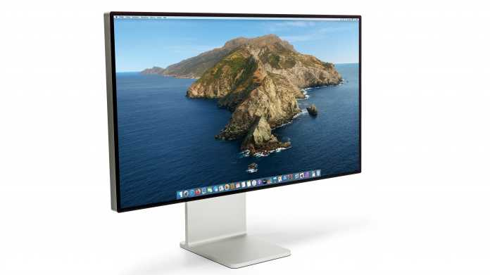 Apples Pro Display XDR mit 6K