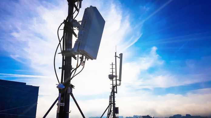 Umweltorganisation BUND will in Hamburg 5G stoppen