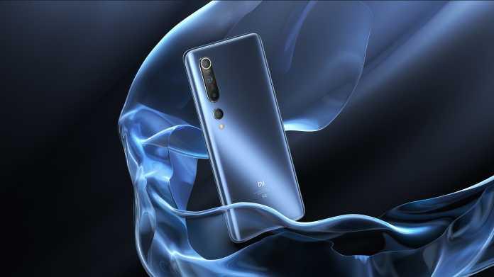 Mi 10 und Mi 10 Pro: Xiaomis neue Spitzenmodelle mit 108-Megapixel-Kamera