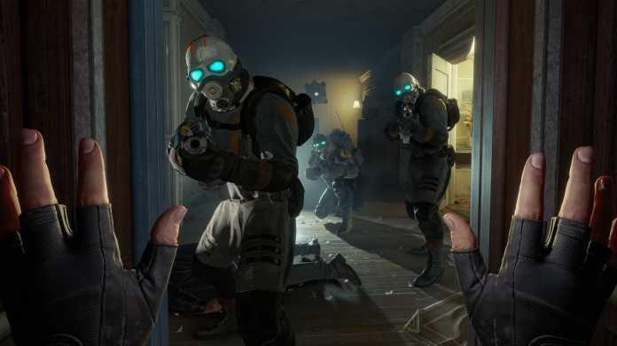 VR-Spiel Half-Life: Alyx kommt am 23. März