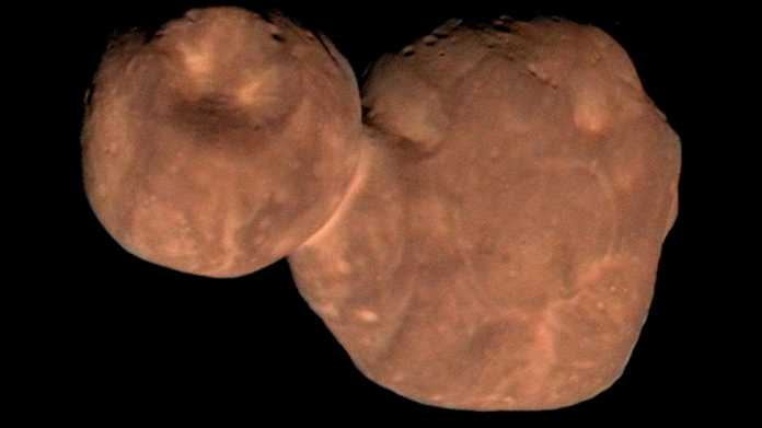 NASA-Sonde New Horizons: Arrokoth bildete sich einst langsam