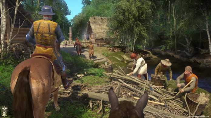 Epic verschenkt Mittelalter-Rollenspiel Kingdom Come Deliverance