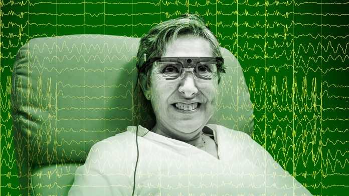 Fokus Neurotechnologie: Kamera an Großhirn