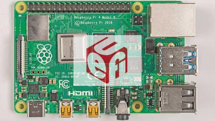 UEFI-Firmware für den Raspberry Pi 4 (und 3)