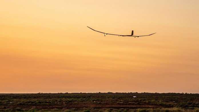 Solarflugzeug soll ein Jahr lang in der Luft bleiben – Testflug gelungen