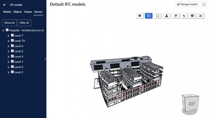OpenProject 10.4: Neuer Viewer zur Integration von 3-D-Modellen