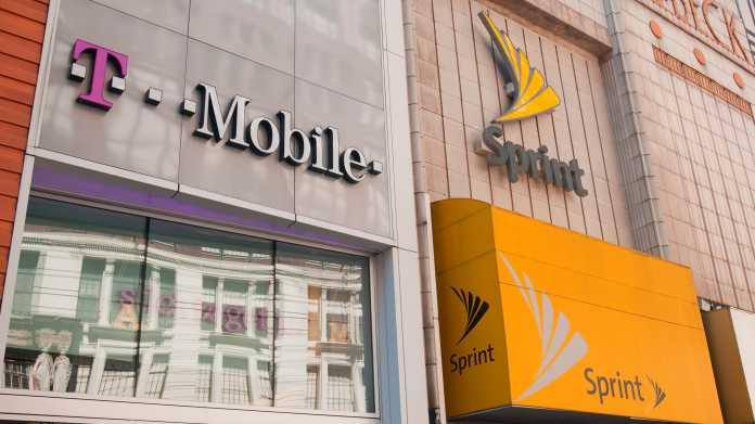 T-Mobile/Sprint-Fusion bis April - Höherer Anteil für die Telekom