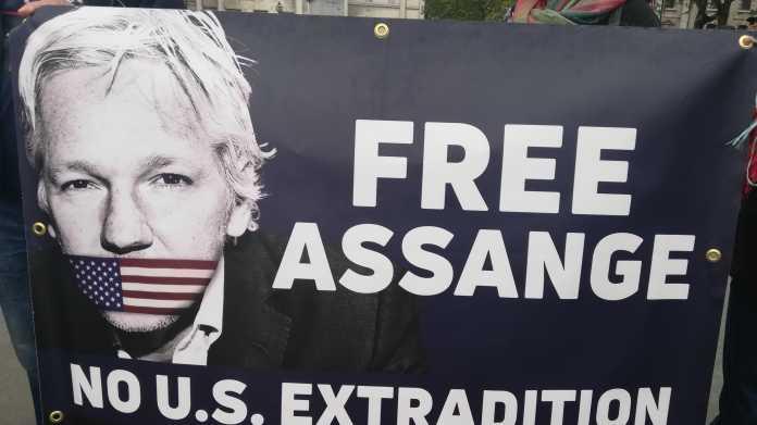 Amnesty International: USA müssen Anklage gegen Assange fallenlassen