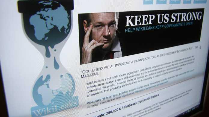 Assange-Prozess: Reporter ohne Grenzen sieht Pressefreiheit in Gefahr