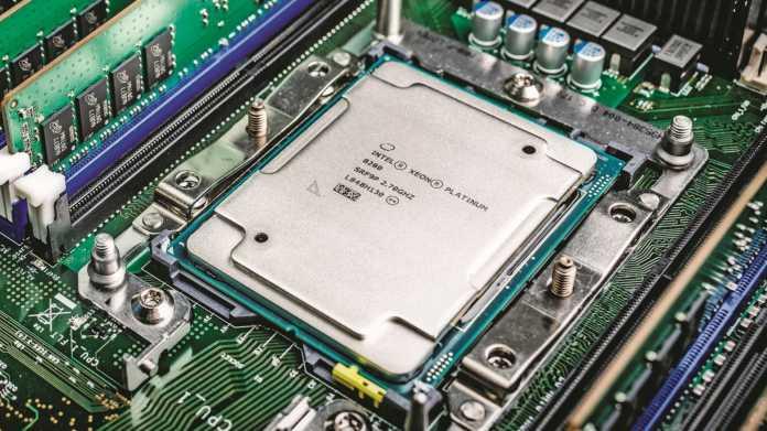 Intel verkauft Xeon-Prozessoren für Server deutlich billiger