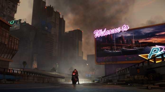 Cyberpunk 2077: Käufer bekommen kostenloses Upgrade für Xbox Series X