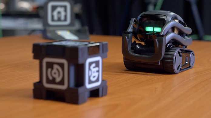 Anki Vector: mobiler Mini-Roboter mit Charakter und integrierter Alexa