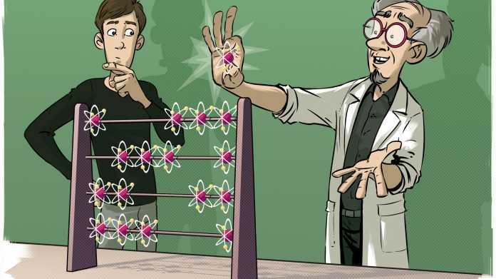 Die Mathematik von Qubits erklärt
