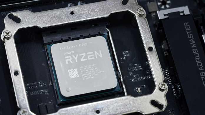 AMD-Prozessoren: Der Ryzen 9 3950X wäre ohne Chiplets doppelt so teuer