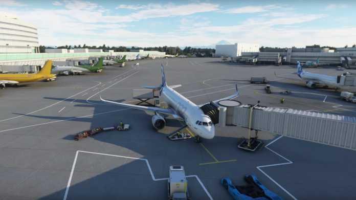 Microsoft Flight Simulator 2020: Alle Flughäfen der Welt integriert und simuliert