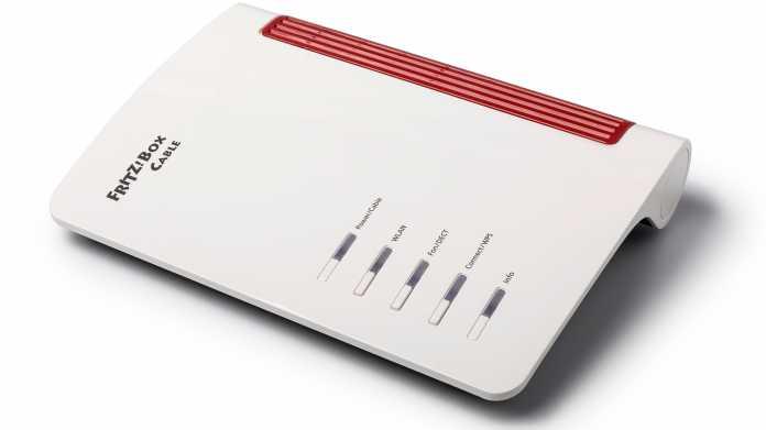 Fritzbox 6660: Erster AVM-Router mit Wi-Fi 6 knackt die Gigabit-Grenze im WLAN