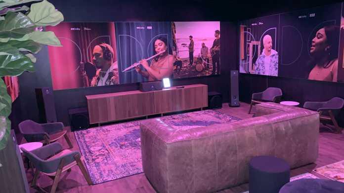 3D-Sound soll Nutzer zu Musikdiensten und Blu-rays locken