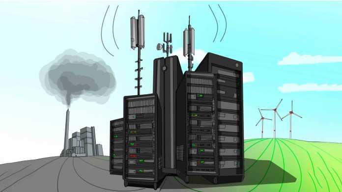Wie Rechenzentren und Datennetze energetisch effizienter werden