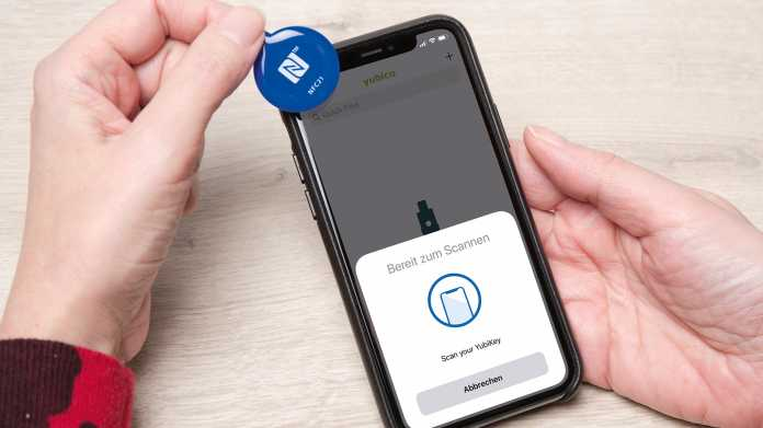 NFC olé: Apples erweiterte Nahfunk-Unterstützung in Apps nutzen