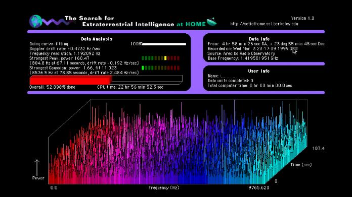 Nach 20 Jahren: SETI@home stellt die verteilte Arbeit ein