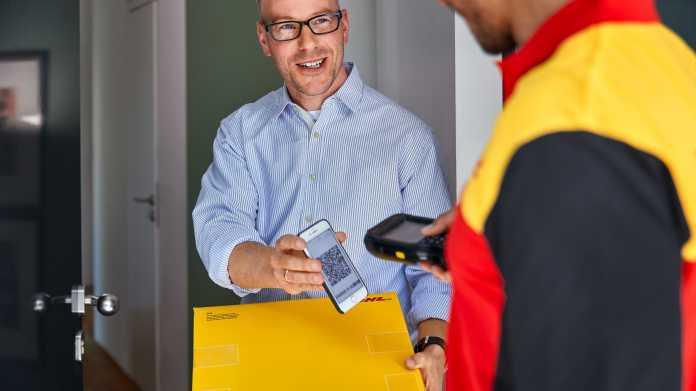 Deutsche Post will Paket-Empfang mit Digital-Diensten erleichtern