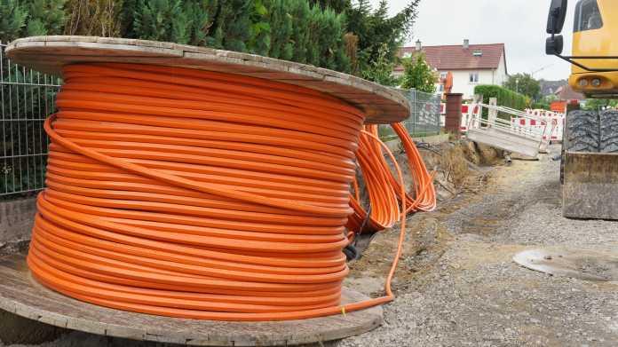 Breitband: 59 Prozent der Unternehmen haben mindestens 30 Mbit/s