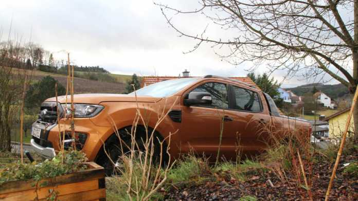 Test Ford Ranger Wildtrak