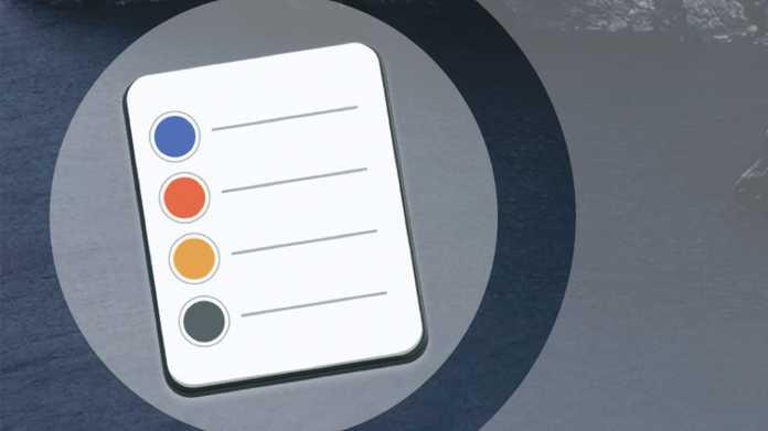 8 Tipps: Mehr mit Apples Notizen- und Erinnerungen-App machen