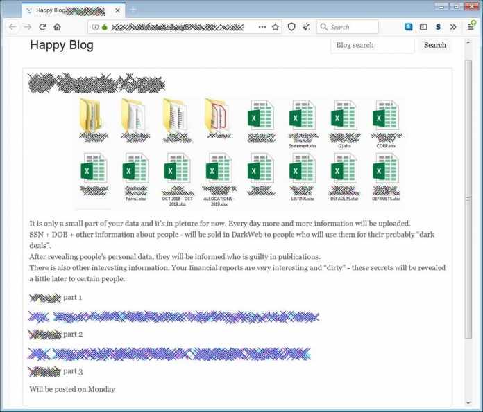 Bleeping Computer / Screenshot