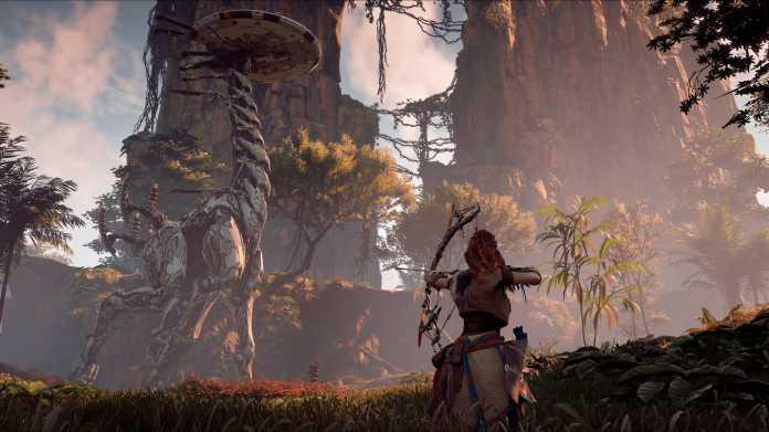 """""""Horizon Zero Dawn"""": PS4-Blockbuster erscheint für den PC"""
