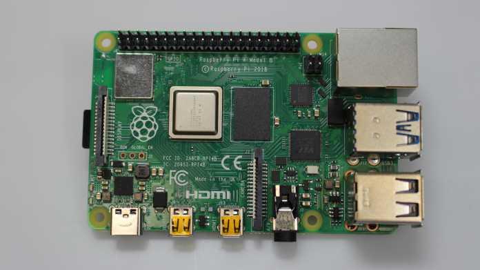 Raspberry Pi4: Booten vom Netzwerk