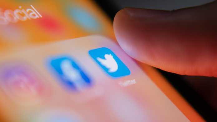 """Twitter: Accounts von """"guten"""" Bots müssen gekennzeichnet werden"""