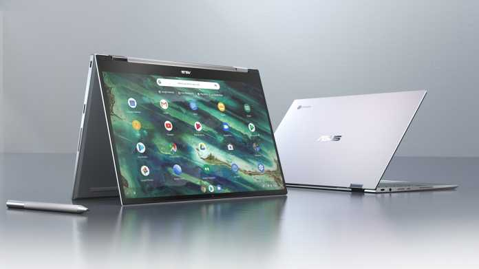 Asus bietet das teuerste Chromebook in Deutschland an