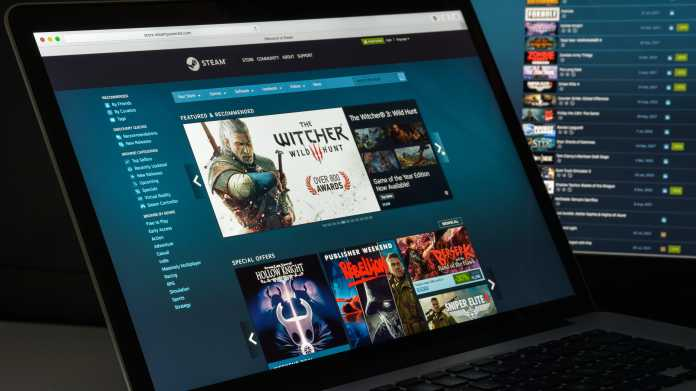 Neuer Steam-Rekord: 20 Millionen User gleichzeitig online